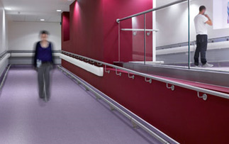 PolySafe Standard Safety Flooring