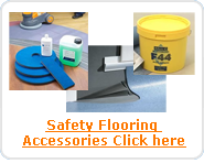 safety flooring accesories