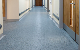 Corridors/Classroom Safety Flooring