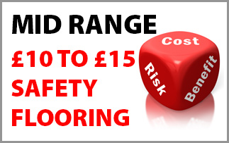 £10 - £15 Safety Flooring