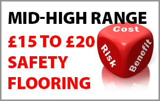 £15 - £20 Safety Flooring