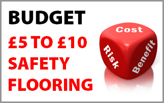 £5 - £10 Safety Flooring