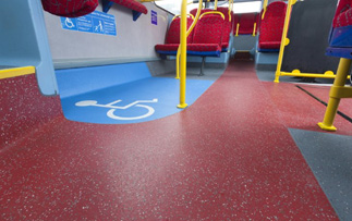 Transport Safety Flooring